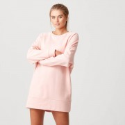 Myprotein Luxe Lounge Sweater Dress - S - Blush