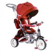 Tricikl za decu Moddy sa rotirajućim sedištem - Crveni ( Moddy-6 )