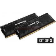 2x8GB DDR4 3333MHz Kingston HyperX Predator KIT HX433C16PB3K2/16 (16GB)