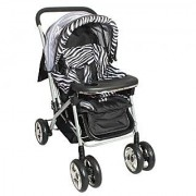 DealBindaas Pram Sun Shine Stroller Assorted