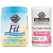 Garden of Life Women's Healthy Lifestyle Bundle