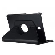 Alogy Etui obrotowe Alogy Samsung Galaxy Tab A 10.5 T590 T595 Czarne +Szkło
