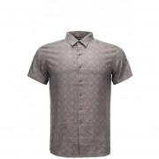 Camisa One Way Sleeve Gris Lippi