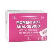 Momentact Analgesico Granulato 400 Mg 12 Bustine(037858014)