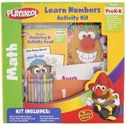 Playskool Learn Numbers Activity Kit with Mr. Potato Head