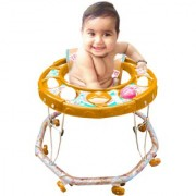 Suraj baby 8 wheel orange color walker for your kids SE-W-42