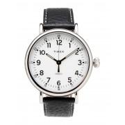 メンズ TIMEX STANDARD 3H 43MM 腕時計 ブラック