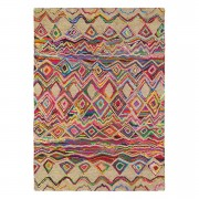 Brink & Campman tapijt 67600 Ibiza Costa - veelkleurig - 140x200 cm - Leen Bakker