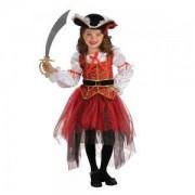 Детски карнавален костюм Пиратка, Принцесата на морето, 2 налични размера, Rubies, 884563