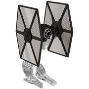 Hot Wheels Star Wars The Force Awakens First Order Tie Fighter Vehicle, Multi Color