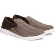 REEBOK COURT SLIP ON Sneakers For Men(Brown)
