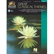 Various Authors Great classical themes: Piano Play-Along Volume 97