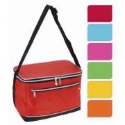 Chladící taška 30L růžová - růžová