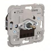 Efapel Logus90 21215 fényerőszabályzó LED fényforráshoz 3-50W és elektr. halogén izzóhoz 15-150W