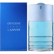 Lanvin Oxygene Homme Eau de Toilette para homens 100 ml