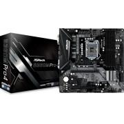 Matična ploča MB LGA1151 Asrock B360M PRO4, PCIe/DDR4/SATA3/GLAN/7.1/USB 3.1