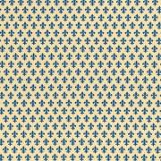 Autocolant decorativ Pitti Albastru 45 cm