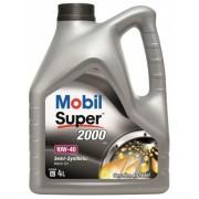 Ulei Mobil Super 2000 X1 10W40 - 4L