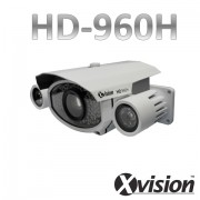 Profi bezpečnostná kamera 960H s IR až 120m