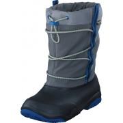 Crocs Swiftwater Waterproof Boot K Black/Blue Jean, Skor, Kängor & Boots, Varmfodrade kängor, Svart, Grå, Barn, 22