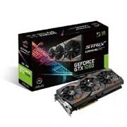 Asus ROG Strix GTX1060-O6G-Gaming Nvidia GeForce Grafische kaart, 3.0 GB, GDDR5 geheugen, HDMI, DVI, DisplayPort, zwart