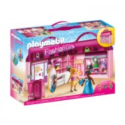 PLAYMOBIL® Dollhouse Meeneem fashionshop 6862
