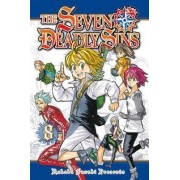 The Seven Deadly Sins 8 by Miki Yoshikawa