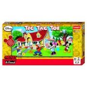 Funskool Tic Tac Toe, Multi Color