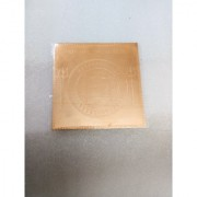 KESAR ZEMS ENERGIED Copper plated Navnath yantra