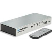 Manhattan HDMI Switch 5 Ports, 4 Inputs + 1