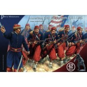 Perrys Miniatures Pmacw70 Perry Miniatures 28Mm - American Civil War Zouaves Model Soldiers