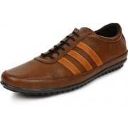 BUWCH Casual Brown Color Shoes For Men And Boys Casuals For Men(Brown)