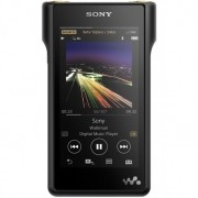 Reproductor MP3 MP4 MP5 Sony NW-WM1A Bluetooth Negro