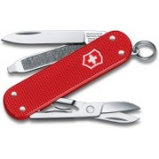 Victorinox Classic Alox Limited Edition 2018 Swiss Army Knife(Red)