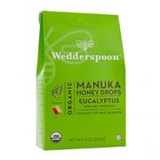 BIOLOGISCHER MANUKA HONIG 15 + LUTSCHTABLETTEN (Eukalyptus) 120g