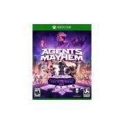 Agents Of Mayhem Steelbook - Xbox One