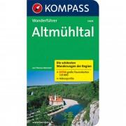 Kompass WF Altmühltal - Wanderführer - Rettstatt, Thomas - 1. Auflage 2013 - Deutschland - Kompass Verlag