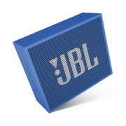 Coluna Portátil JBL GO Bluetooth 3W c/ Microfone 5h Azul