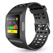 SPC Smartee Sport Waterproof Smartwatch Preto