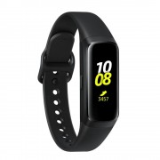 Samsung Galaxy Fit (45mm, Black, Bluetooth, Special Import)