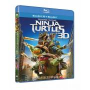 Teenage Mutant Ninja Turtles: Megan Fox,Jeremy Howard,Alan Ritchson - Testoasele Ninja (Blu-ray 2D si Blu-ray 3D)