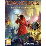 MAGICKA 2 - DELUXE EDITION - STEAM - PC - WORLDWIDE