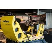 VakantieVeilingen.be Racen in een simulator bij Exype in Waterloo
