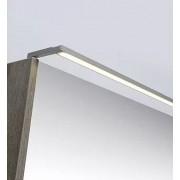 Ink LED verlichtingsbalk 100x2x1 cm aluminium