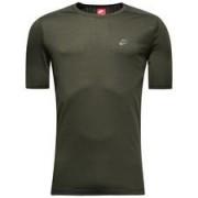 Nike T-shirt NSW BND - Groen/Zwart