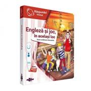 Carte interactiva Engleza si joc, in acelasi loc
