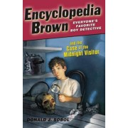 Encyclopedia Brown and the Case of the Midnight Visitor, Paperback