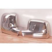 Ornamente pentru oglinda cromate din inox Vw Caddy 2004-2015