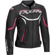Ixon Sprinter Lady Air Women's Jacket Black Pink XL