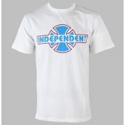 utcai póló férfi - Stock OGBC - INDEPENDENT - White